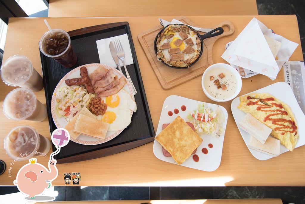【高雄左營區美食】小王子英式早午餐 – 豐盛早午餐,大人小孩都適合的營養早午餐