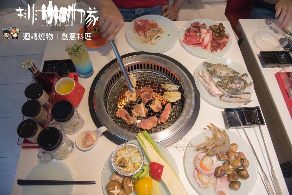 【台南東區美食】台南精緻燒烤 排隊燒物 – 虱目魚鰭新鮮推出,台南人氣超旺的餐廳推薦