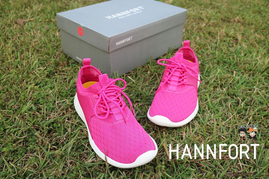 【運動休閒鞋】HANNFORT 時尚機能鞋 – 超彈力減壓氣墊,結合航太科技讓時尚更有溫度