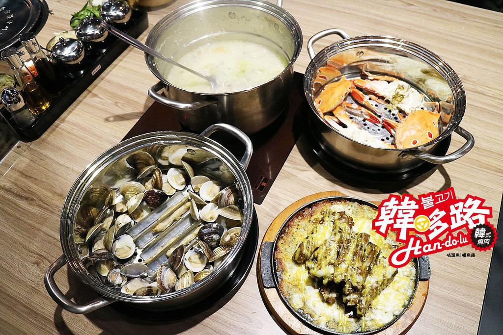 【食】高雄.鳳山區| 韓哆路韓式燒肉(鳳山店) ಌ 韓風海鮮塔與燒肉皆有,就是要你大飽滿