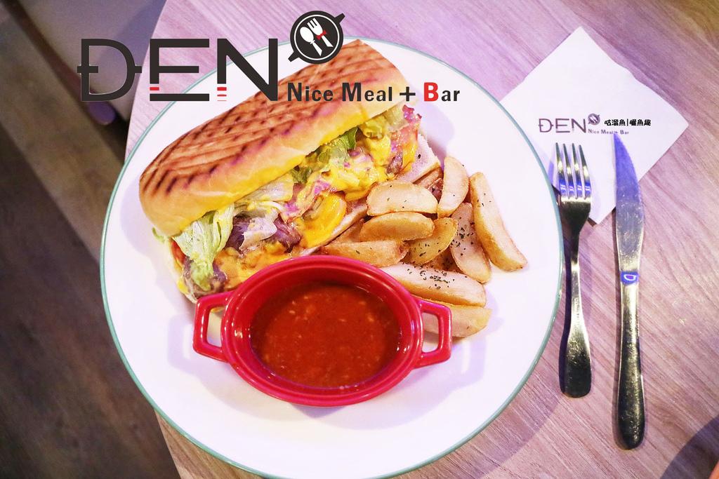 【食】嘉義.西區| DEN 小餐館 ↺ 秀泰廣場旁小巷道裡的特色小餐館