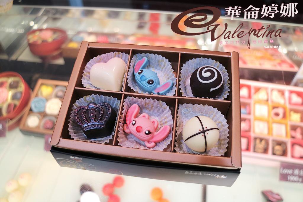 【食】台南.東區| 華侖婷娜 手工巧克力 ❦ 各類吸睛造型巧克力,怎捨得吃?