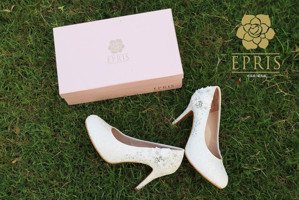 【鞋】EPRIS 艾佩絲婚宴女鞋 ღ 為準備而準備(開箱文分享)