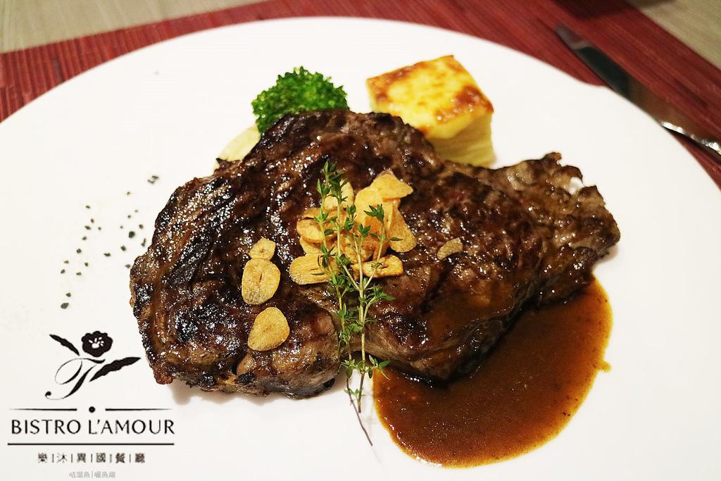 【食】台南.南區| 樂沐異國餐廳 ♥ 第N個情人節餐
