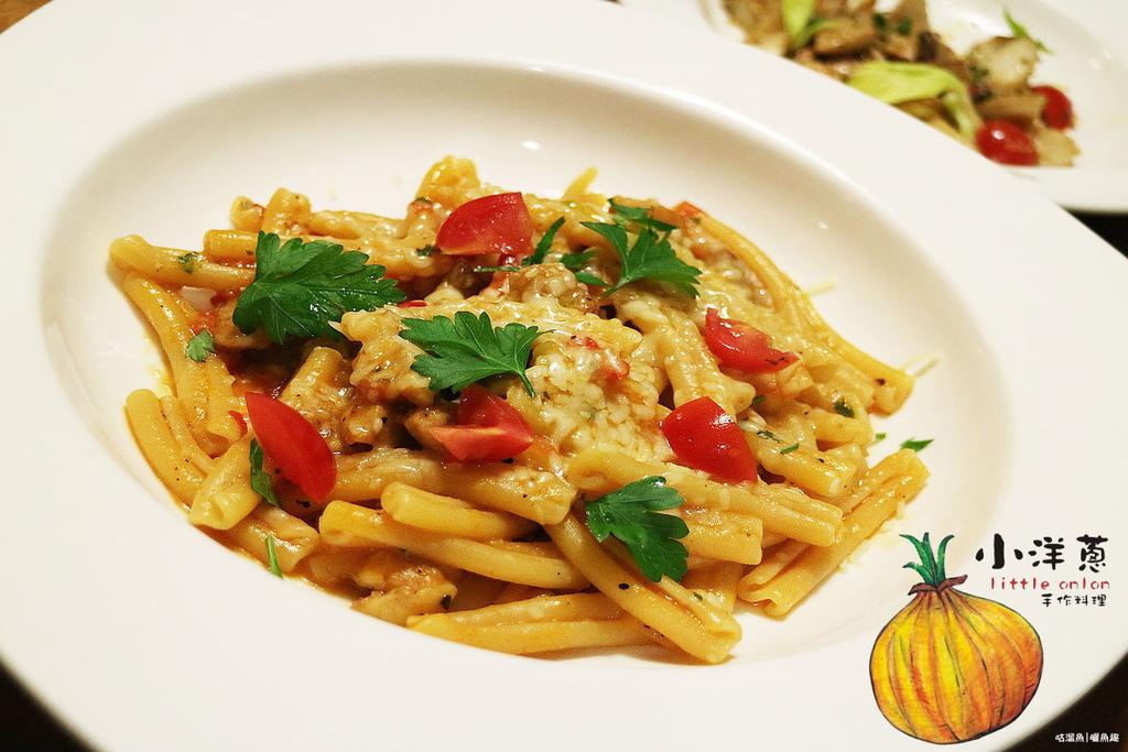 【食】嘉義市.東區| 小洋蔥 little onion 手作料理 ♫ 講故事的義大利小館