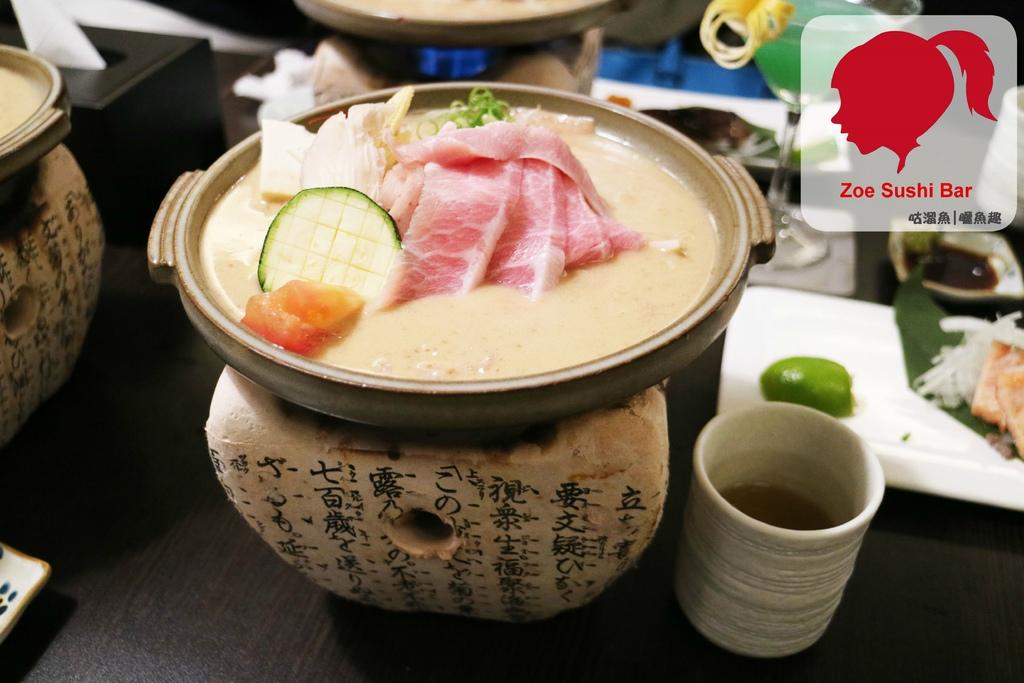 【食】高雄.新興區| Zoe Sushi Bar ㊕ CP值頗高的日式料理 — 已歇業