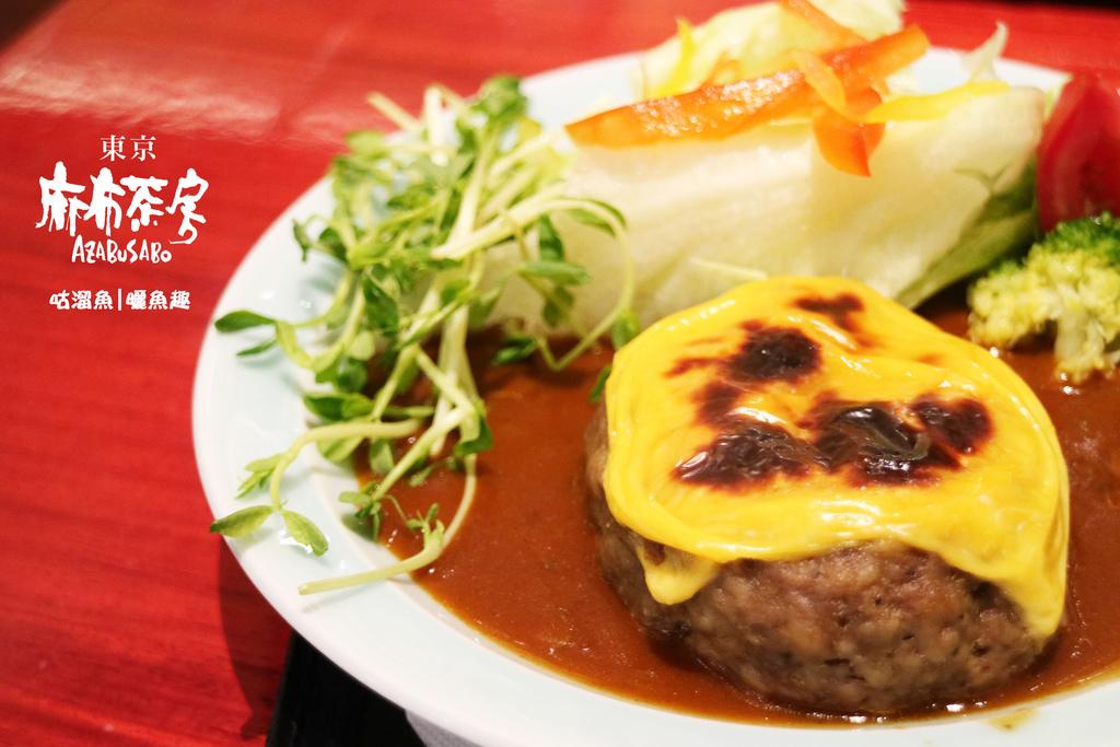 【食】台南.東區| 麻布茶房AZABUSABO-南紡夢時代店 ⌘ 新品上市囉~ 聚餐地方再加一